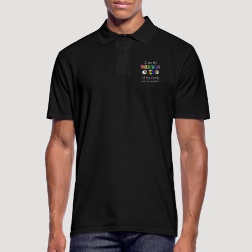 Rainbow Sheep - Männer Poloshirt