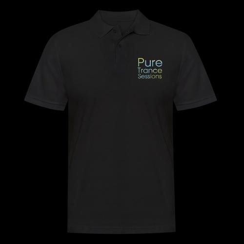 pts text hd - Men's Polo Shirt