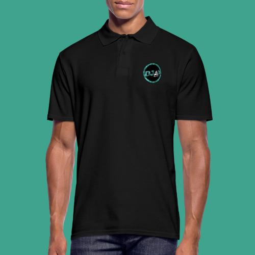 DjayPlayz Merch Logo - Mannen poloshirt