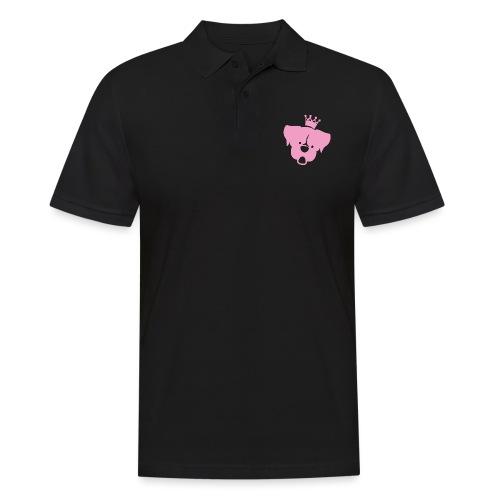 Prinz Poldi rosa - Männer Poloshirt
