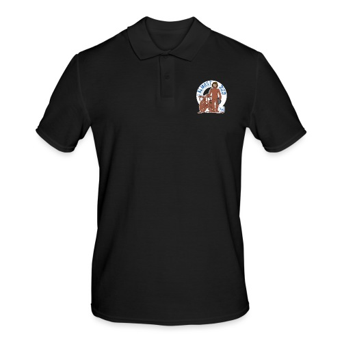 I almost died - Men's Polo Shirt
