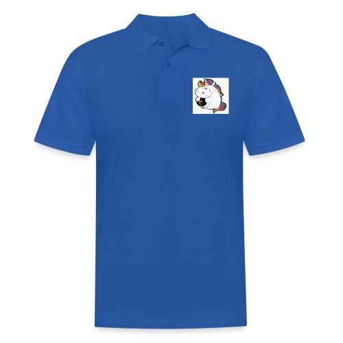 MIK Einhorn - Männer Poloshirt