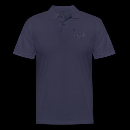 Stars comes out - Männer Poloshirt