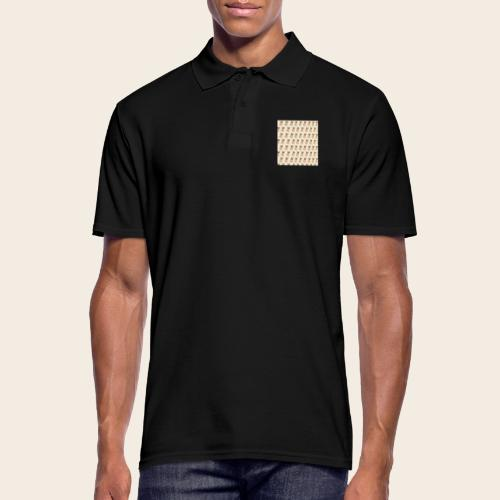 mops muster 2 - Männer Poloshirt