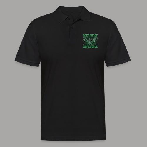 Mattia Travaglini - SCWW Green 3D - Männer Poloshirt