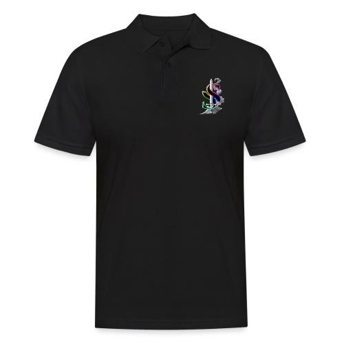 Solarian S Logo - Men's Polo Shirt