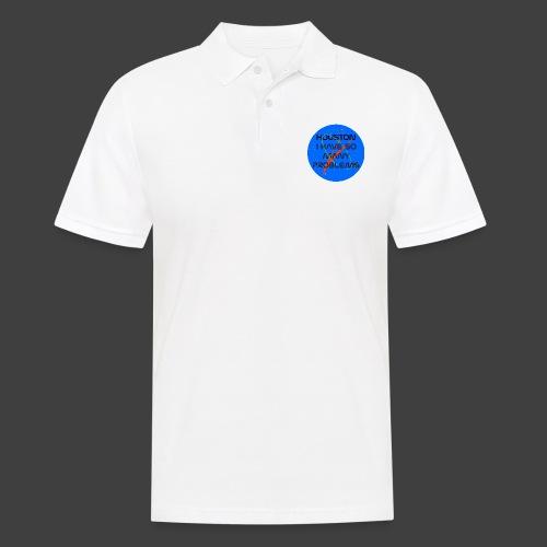 Many Problems - Men's Polo Shirt