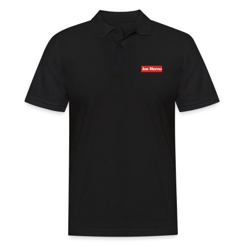 Don't Ask Who Joe Is / Joe Mama Meme - Men's Polo Shirt