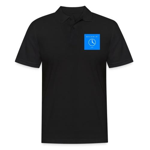 coverZEIT00 - Männer Poloshirt