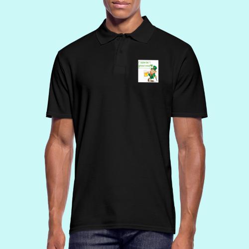 sure its great craic - Men's Polo Shirt