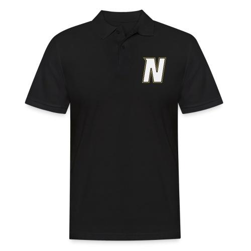 Nordic Steel WHITE N - Men's Polo Shirt