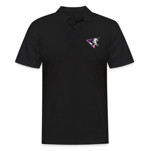 Koniarz mechaniczny - Koszulka polo męska