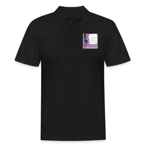 starke Frauen 05 - Männer Poloshirt