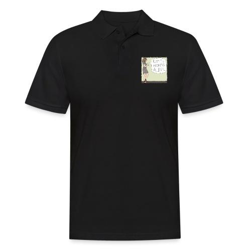 starke Frauen 07 - Männer Poloshirt