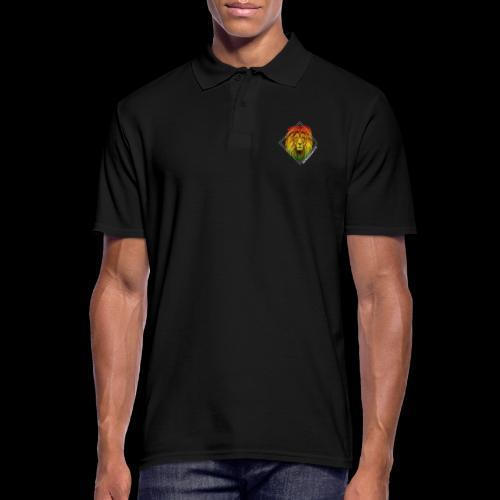 LION HEAD - UNDERGROUNDSOUNDSYSTEM - Männer Poloshirt