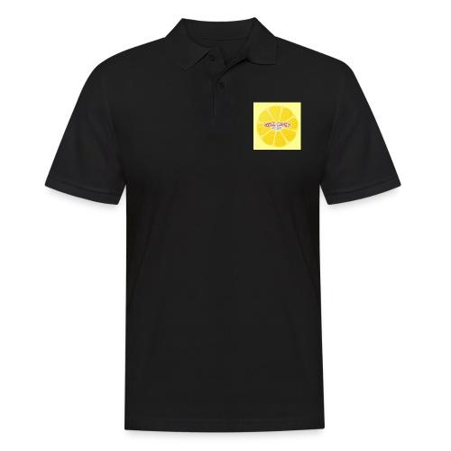 zitronetextur - Männer Poloshirt
