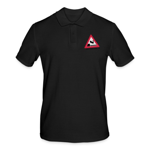 Schienenende - Männer Poloshirt