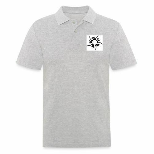 tribal sun - Men's Polo Shirt