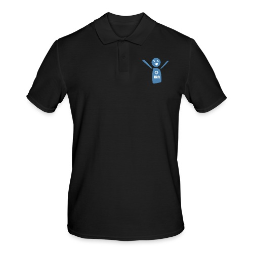JR Mascot - Men's Polo Shirt