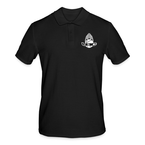 Logo UBC (white/grey) - Männer Poloshirt