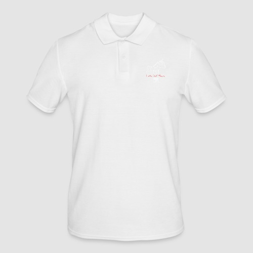 lurr unicorn - Men's Polo Shirt
