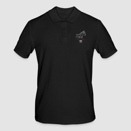 lurr unicorn - Men's Polo Shirt