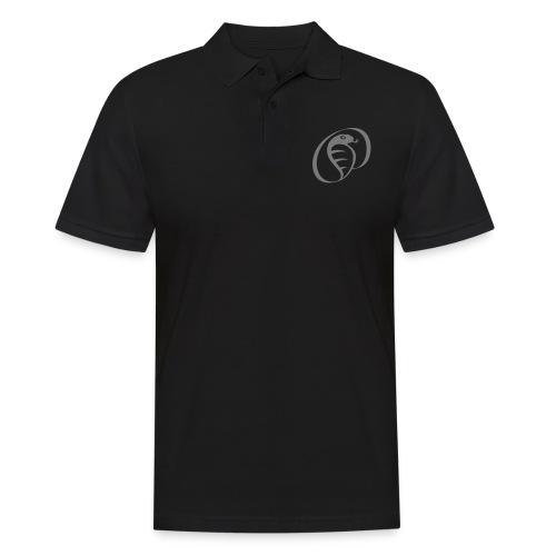 Kobra Kai logo small - Pikétröja herr