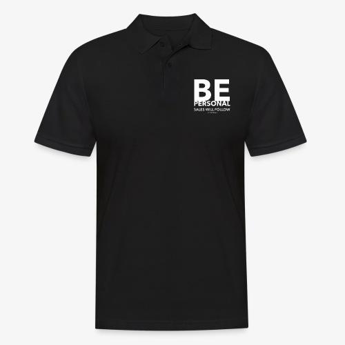 BE PERSONAL - Männer Poloshirt