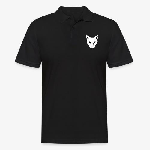 OokamiShirt Blanc - Polo Homme
