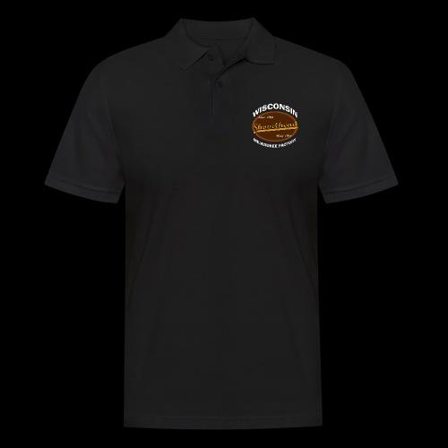 Milwaukee Shovelhead - Männer Poloshirt