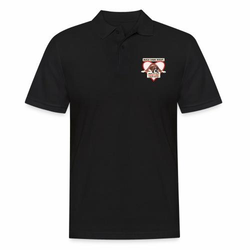 Hundeblick - Männer Poloshirt