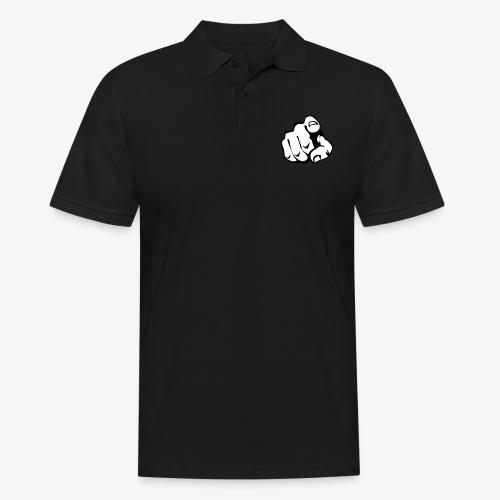 60 Zeigefinger - Männer Poloshirt