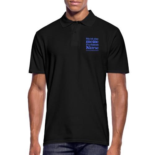Nicht ohne meine Parkinson Nurse - Männer Poloshirt