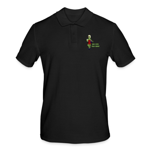 give a hand - Men's Polo Shirt