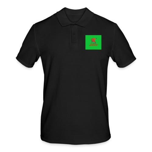 Slentbjenn Knapp - Men's Polo Shirt