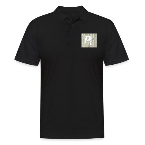 PATTY TV MERCH - Männer Poloshirt