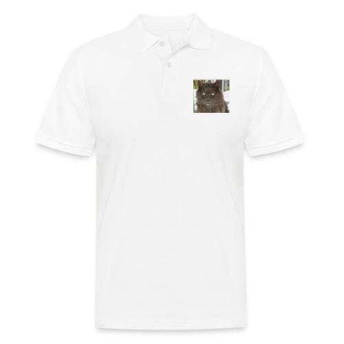 Kater Bärli - Männer Poloshirt