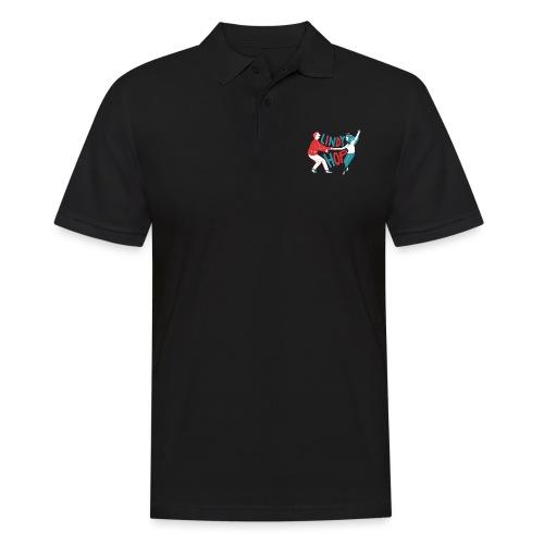 Lindy hop - Men's Polo Shirt