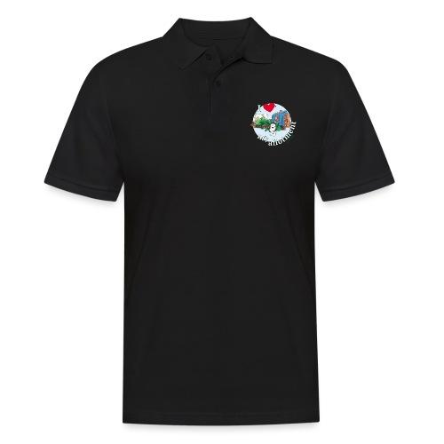 I 'love' my allotment - Men's Polo Shirt
