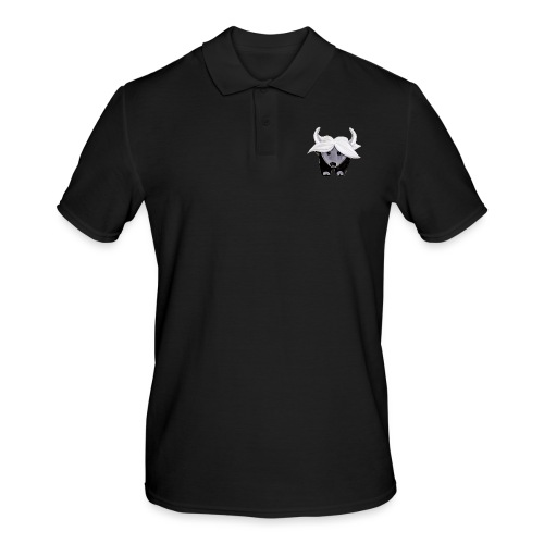 jaime_tibet_yak pillow - Männer Poloshirt