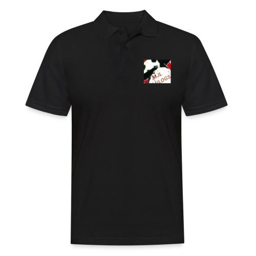 DABING PANDA - Men's Polo Shirt