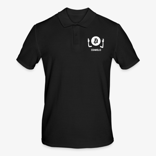 HODL coin holio-w - Men's Polo Shirt