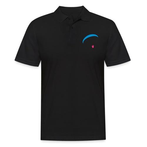 Gleitschirmflieger Paraglider - Männer Poloshirt