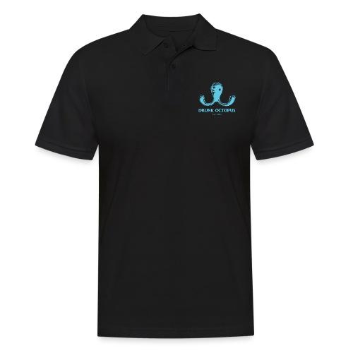 Drunk Octopus - Men's Polo Shirt
