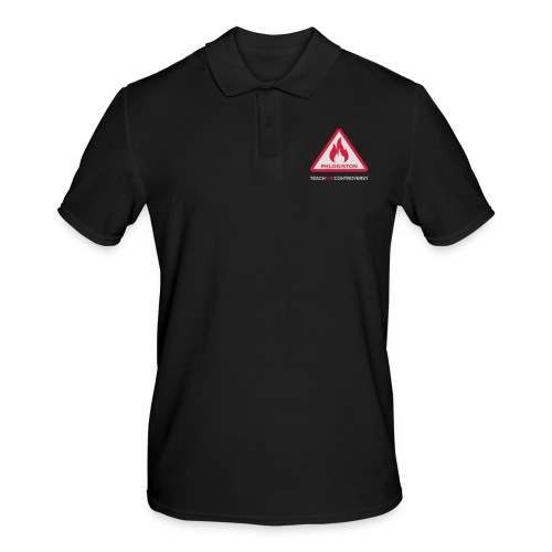 phlogiston - Men's Polo Shirt
