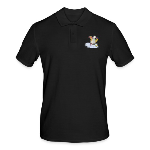 PNG028_2 - Men's Polo Shirt