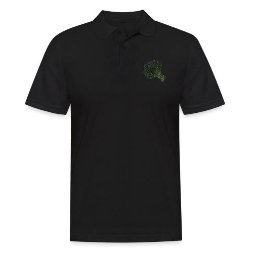 Vegan - Poloskjorte for menn