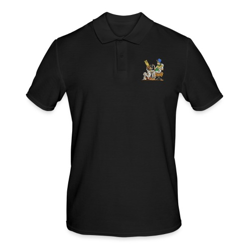 PHARAO Tutanchamun - Männer Poloshirt
