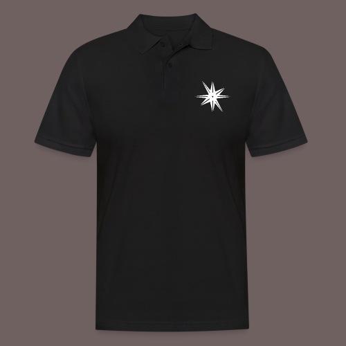 GBIGBO zjebeezjeboo - Rock - Octa Star Blanc - Polo Homme