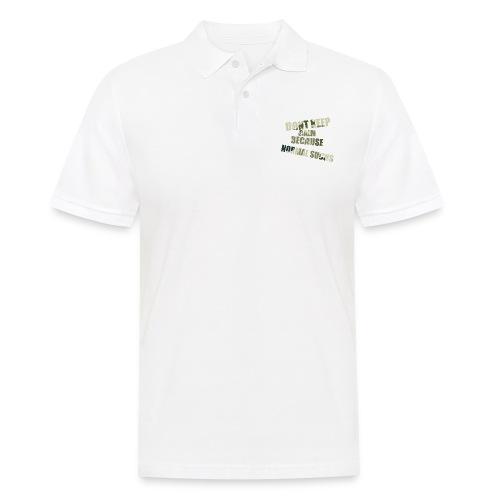 Normal sucks moro - Koszulka polo męska